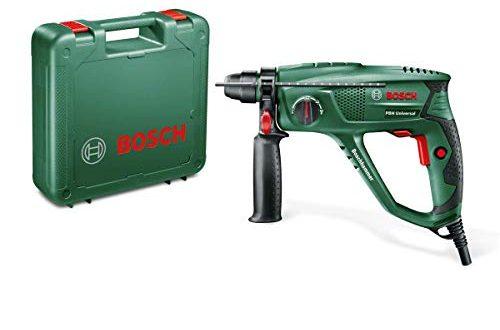 Bosch Bohrhammer PBH 2100 RE 550 Watt im Koffer 500x330 - Bosch Bohrhammer PBH 2100 RE (550 Watt, im Koffer)